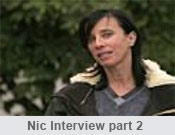 Nic Interview part 2